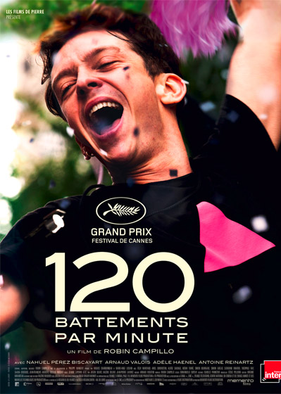 Film 120 batteements par minute