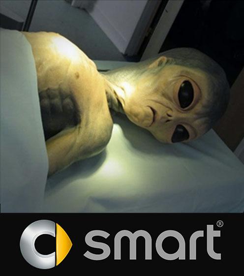 Publicité Smart Roswell
